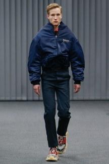 Balenciaga 2017 Fall Men's Collection