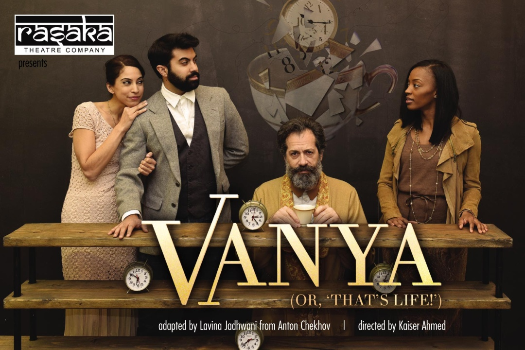 Vanya (or, 'That's Live!')