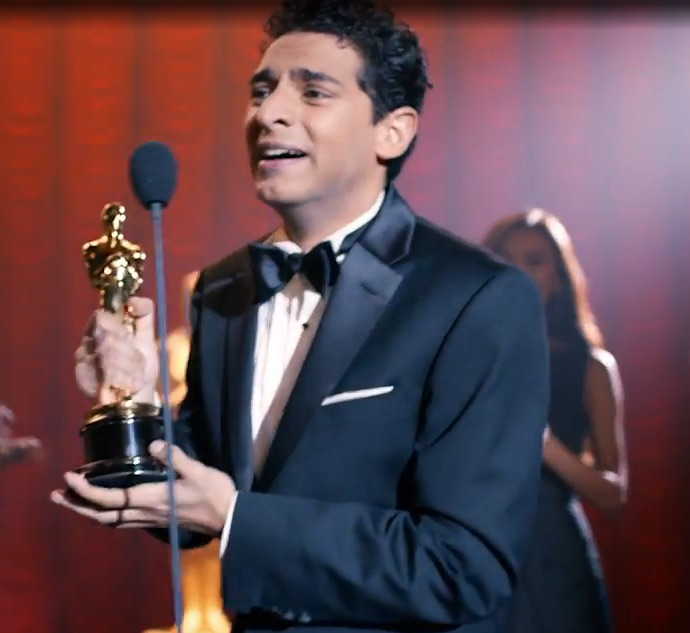 "Karan Soni, on ""How To Win An Oscar"""