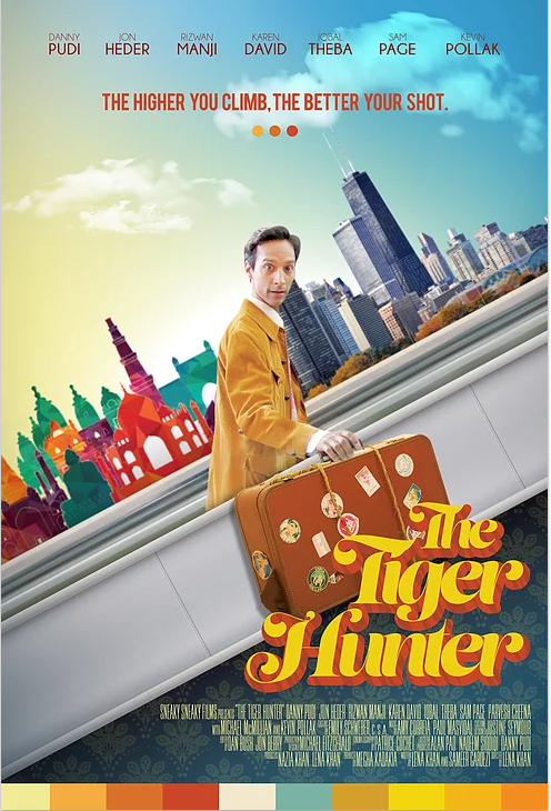 "Danny Pudi in ""The Tiger Hunter"""